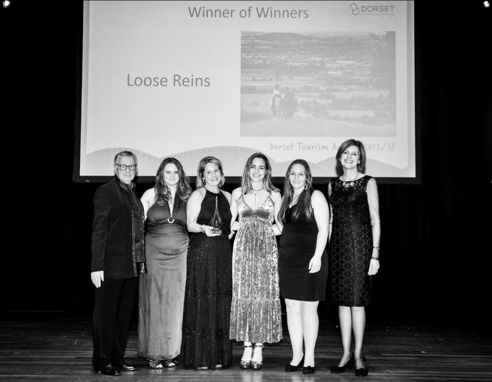 Loose reins wins dorset tourism awards