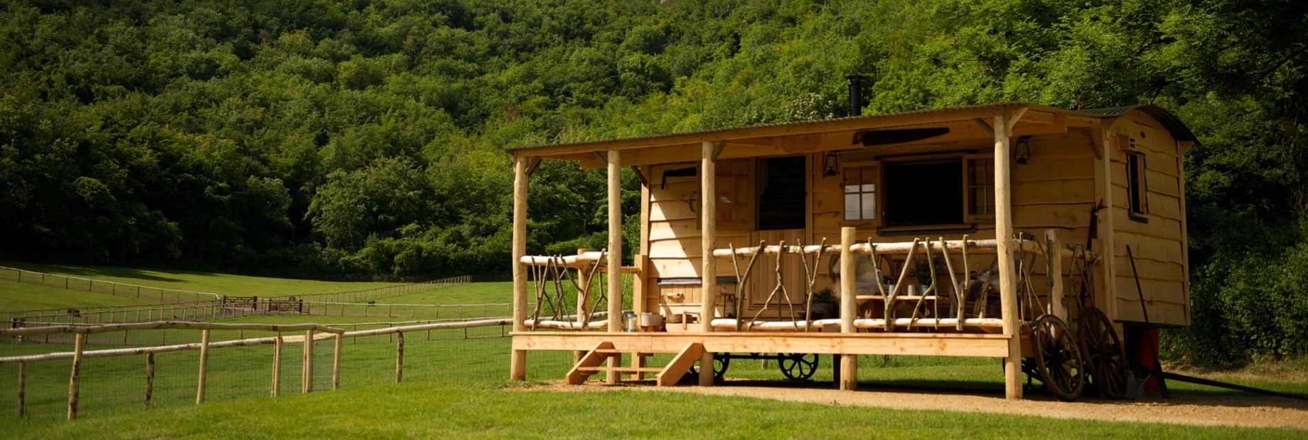 Gift Voucher for Loose Reins Glamping Holidays in Dorset
