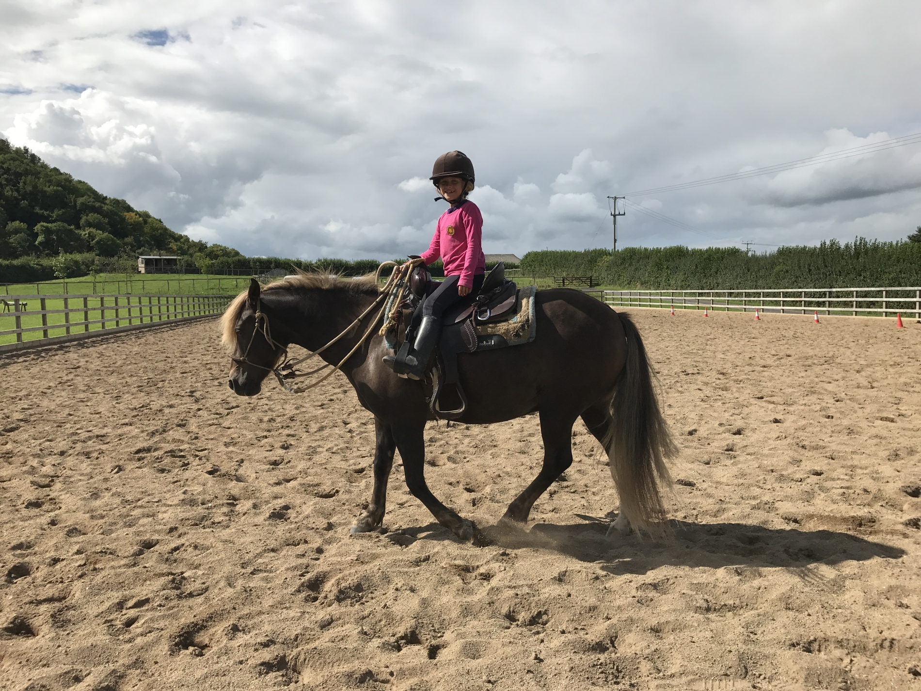 Loose Reins Young Riders
