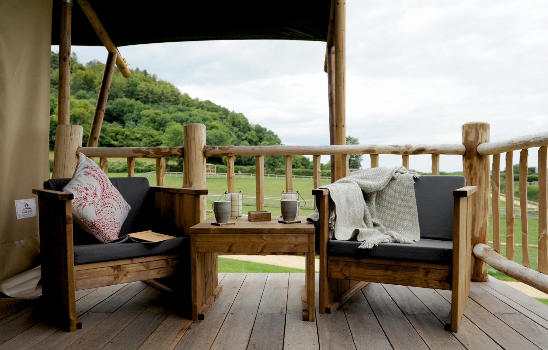 Glamping Awards at Loose Reins Dorset