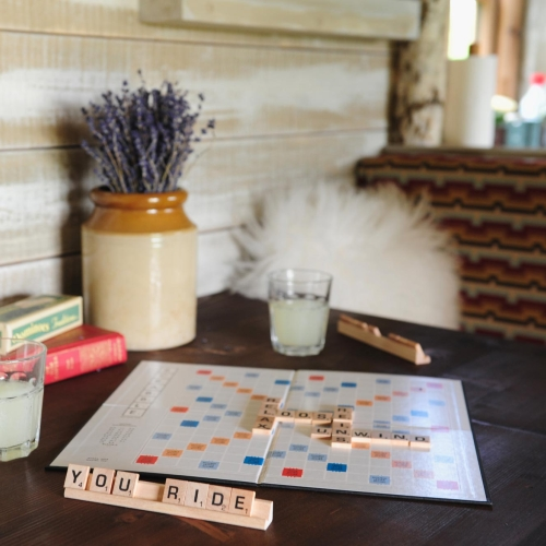 Board Games in our Lodges