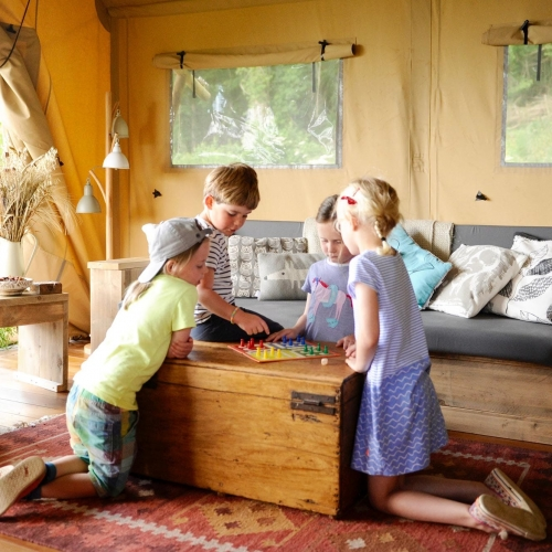 Child Friendly Cabin Holidays
