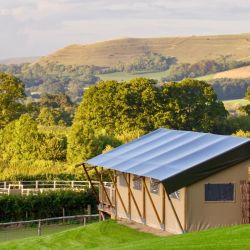 Glamping Cabins at Loose Reins