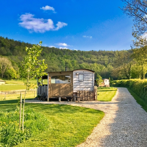 Gorgeous Lodges at Loose Reins Glamping