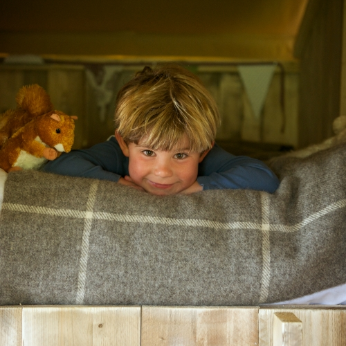 Child Friendly Glamping at Loose Reins