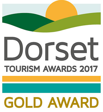 Dorset Torism Awards 2017 - Gold Award
