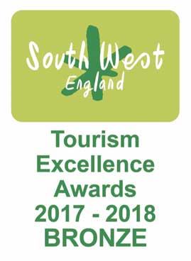 Tourism Excellence Awards 2017-2018 - Bronze Award