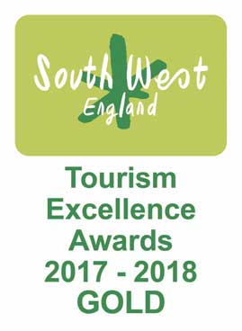 Tourism Excellence Awards 2017-2018 - Gold Award